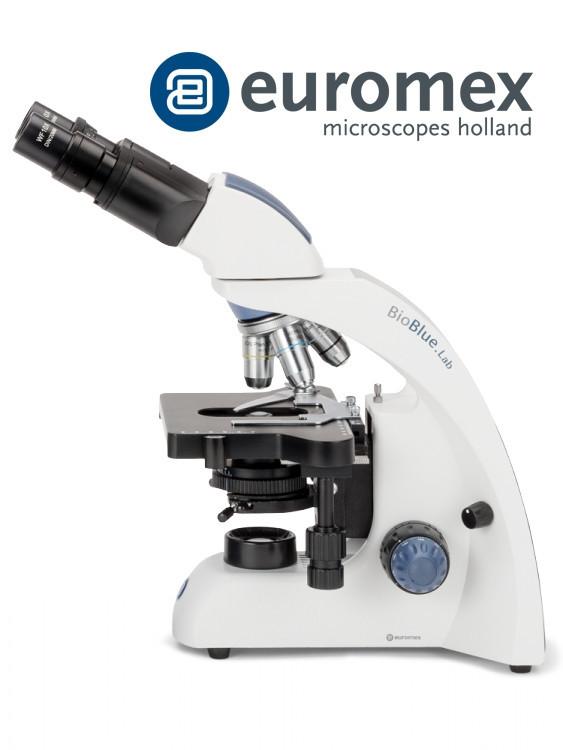 Профессиональный бинокулярный микроскоп BIOBLUE.LAB