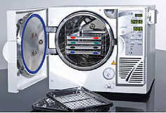 Стерилизационное оборудование С3 Advance 16 L Vacuum