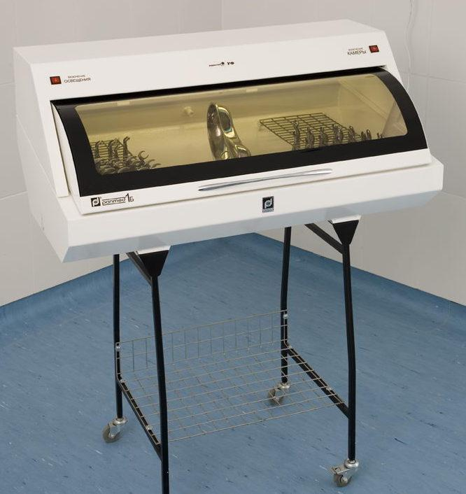 УФ камера для хранения стерильного инструмента «Панмед»-1Б (970мм)