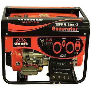 Генератор бензиновый Vitals Master EST 5.8ba , фото 2