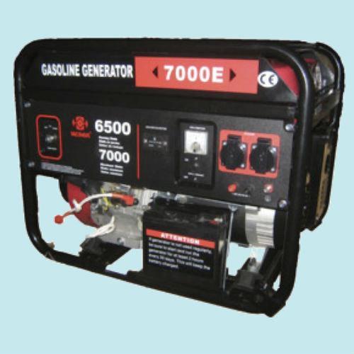 Генератор бензиновый WEIMA WM7000E с блоком автоматики (6.5 кВт)
