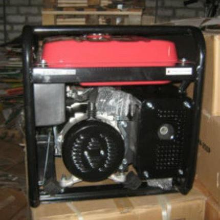 Генератор бензиновый WEIMA WM7000E с блоком автоматики (6.5 кВт) , фото 2
