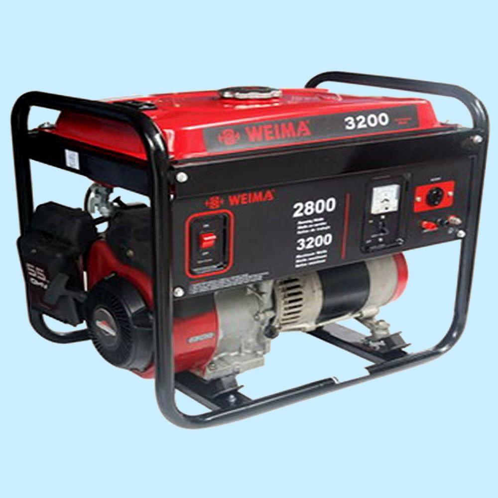 Генератор бензиновый WEIMA WM3200 (2.8 кВт)