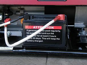 Генератор бензиновый WEIMA WM3200 (2.8 кВт), фото 2