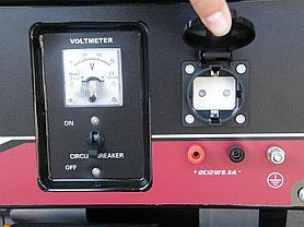 Генератор бензиновый WEIMA WM3200 (2.8 кВт), фото 3