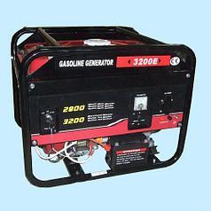 Генератор бензиновый WEIMA WM3200E (2.8 кВт)