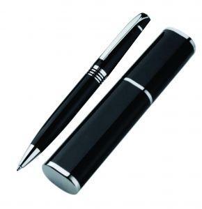 """Ручка металлическая, чёрная """"CrisMa"""""""