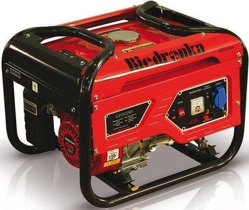 Генератор бензиновый Biedronka GP6065BS , фото 2