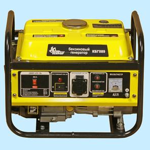 Генератор бензиновый Кентавр КБГ-089 (0.85 кВт) , фото 2