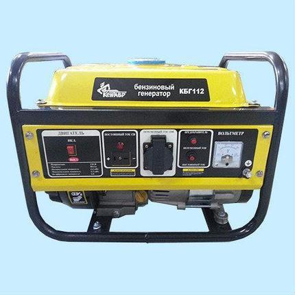 Генератор бензиновый КЕНТАВР КБГ-112а (1.2 кВт) , фото 2