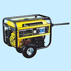 Генератор бензиновый КЕНТАВР КБГ-505ЭКР (5.0 кВт)
