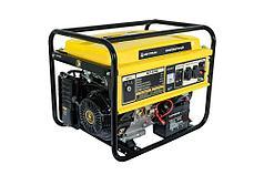 Генератор комбинированный (газ/бензин) КЕНТАВР КБГ-605Эг (2.8 кВт)