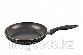 Сковорода 240 мм, 1 ручка, без крышки, ТМ Калитва 83241