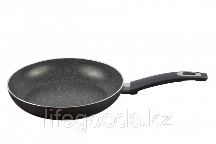Сковорода 220 мм, 1 ручка, без крышки, ТМ Калитва 3872215, фото 2