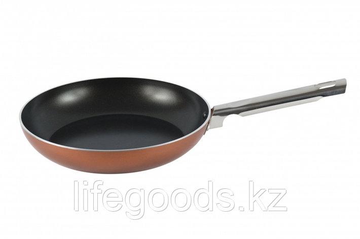 Сковорода 220 мм, 1 ручка, без крышки, ТМ Калитва 9772214, фото 2