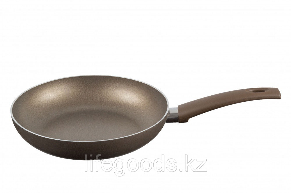 Сковорода 240 мм, 1 ручка, без крышки, ТМ Калитва 2872419