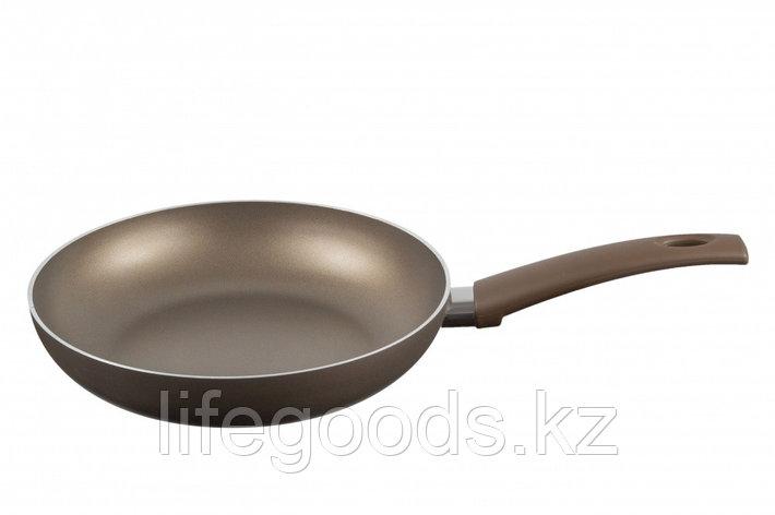 Сковорода 240 мм, 1 ручка, без крышки, ТМ Калитва 2872419, фото 2