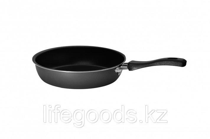 Сковорода 220 мм, 1 ручка, без крышки, ТМ Калитва 39672215, фото 2