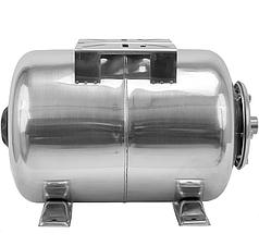Бак расширительный нержавейка INOX 50 литров, гидроаккумулятор