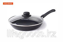 Сковорода Scovo Promo, 24 см, с крышкой PA-009