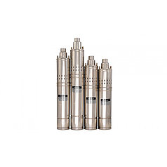 Шнековый скважинный насос Sprut 4S QGD 2,5-60-0,75
