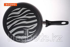 Сковорода  Scovo Medeya, 20 см, с крышкой SM-007, фото 2