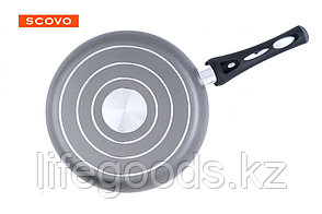 Сковорода  Scovo President, 24 см, с крышкой SP-009, фото 2