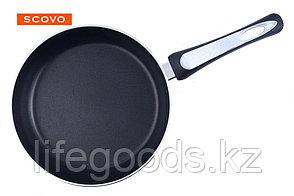 Сковорода  Scovo President, 20 см, с крышкой SP-007, фото 2
