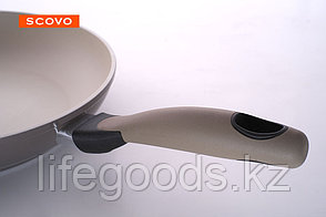 Сковорода  Scovo Nature Ceramic, 20 см, без крышки NU-001, фото 2