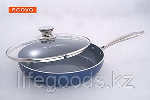 Сковорода  Scovo Nano Ceramic, 20 см, без крышки NA-001, фото 3