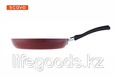 Сковорода  Scovo Expert, 22 см, с крышкой СЭ-027, фото 3