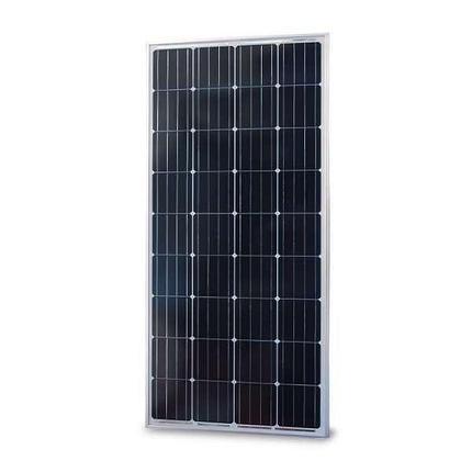 Солнечная батарея (панель) 150Вт, монокристаллическая AX-150M, AXIOMA energy, фото 2