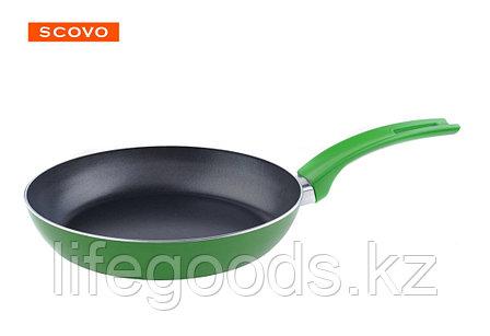 Сковорода  Scovo Lime, 28 см, без крышки RT-005L, фото 2