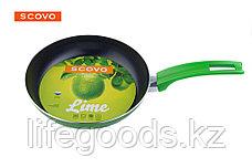 Сковорода  Scovo Lime, 28 см, без крышки RT-005L, фото 3