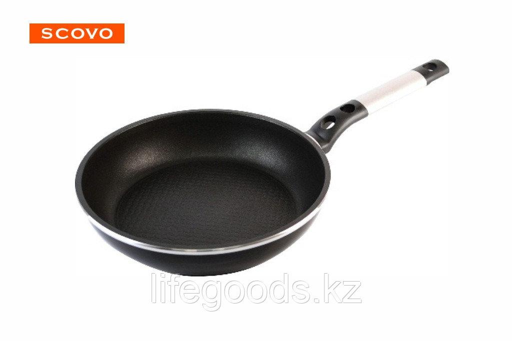 Сковорода Scovo Challenge, 24 см, без крышки SG-003