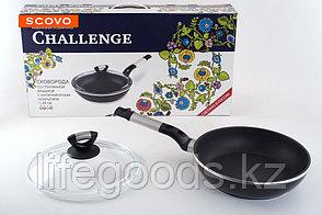Сковорода Scovo Challenge, 24 см, без крышки SG-003, фото 3