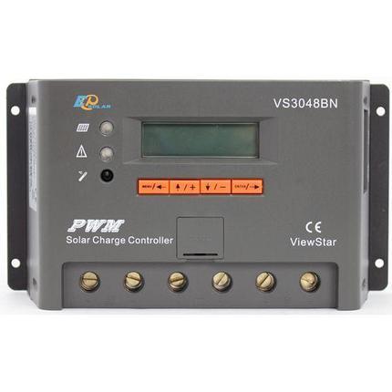 Контроллер заряда EPSOLAR VS4548BN, 45A 12/24/36/48В, фото 2