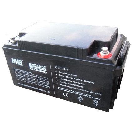 Аккумулятор гелевый 65Ач 12В, GEL — модель MNG65-12, фото 2