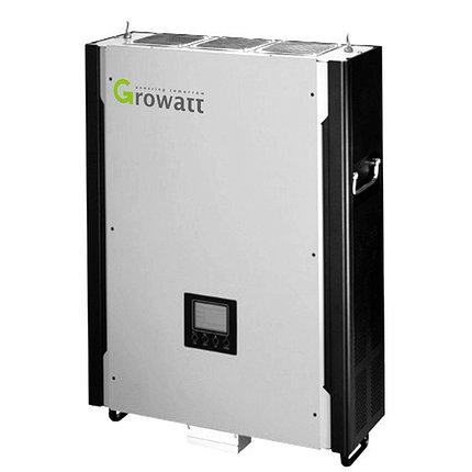 Гибридный инвертор Growatt Hybrid 5000 HYP 1 фаза 2 MPPT (параллель), фото 2