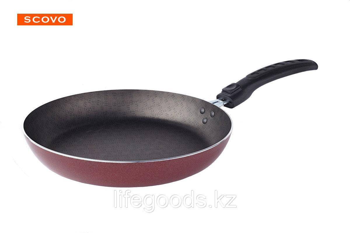 Сковорода Scovo Alpha, 22 см, без крышки AL-002