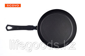 Сковорода  Scovo Consul, 24 см, с крышкой RC-009, фото 3
