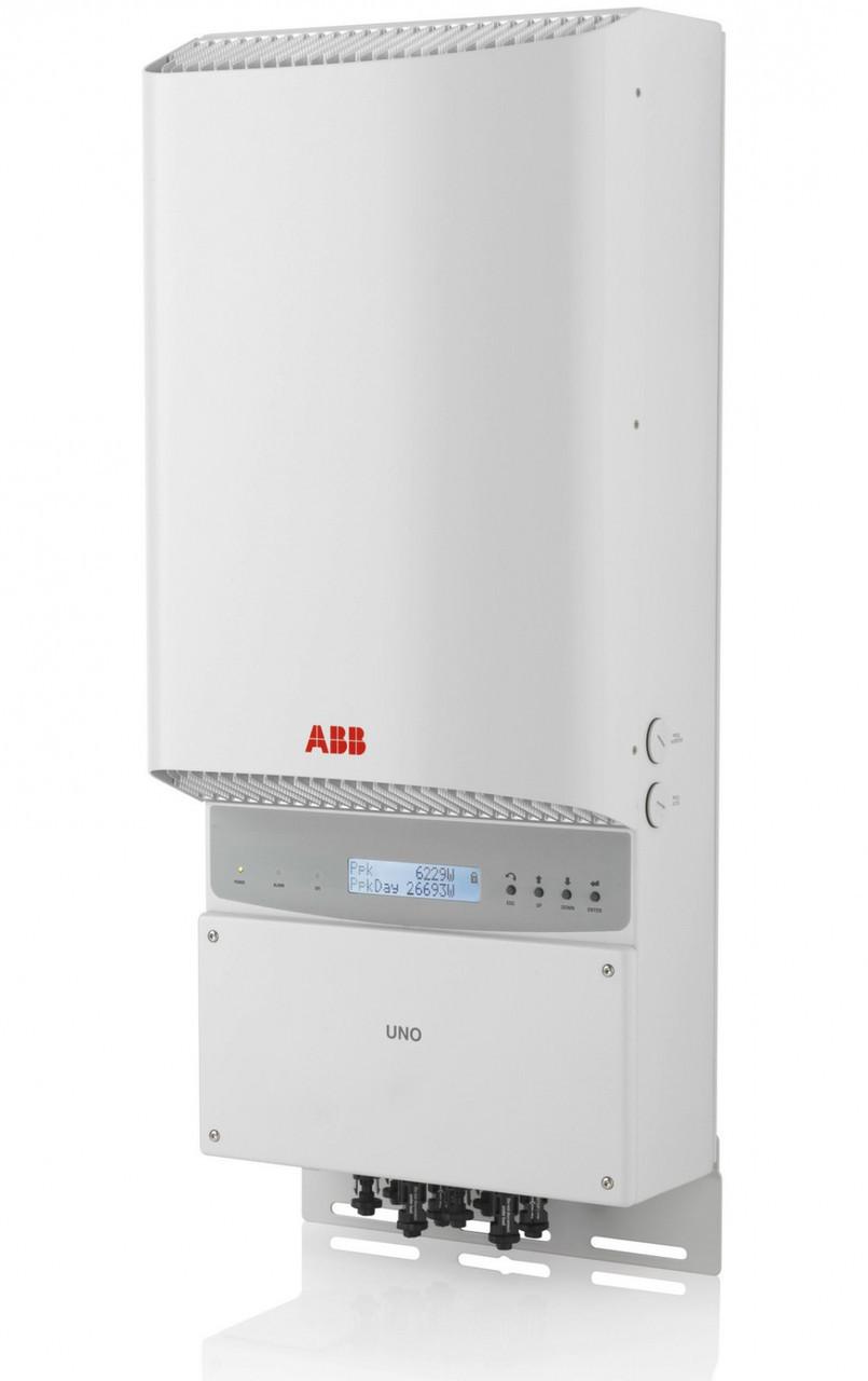 Сетевой инвертор ABB PVI 6000-TL-OUTD