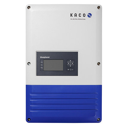 Инвертор сетевой Kaco BLUEPLANET 8.6 TL3 M2 (8.6кВА, 3 фазы), фото 2