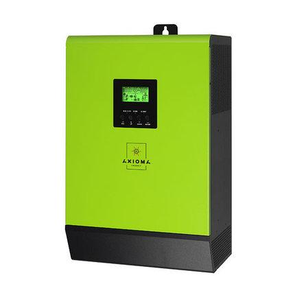 Сетевой солнечный инвертор с резервной функцией 5кВт, 220В, ISGRID 5000, AXIOMA energy, фото 2