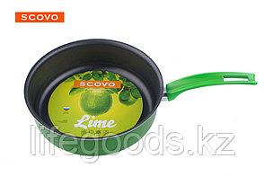 Сотейник Scovo Lime, 24 см, без крышки RT-015L, фото 2