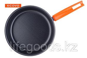 Сотейник Scovo Orange, 24 см, без крышки RT-015O, фото 3