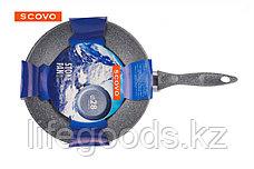 Сковорода-вок Scovo Stone Pan, 28 см, без крышки ST-056, фото 3