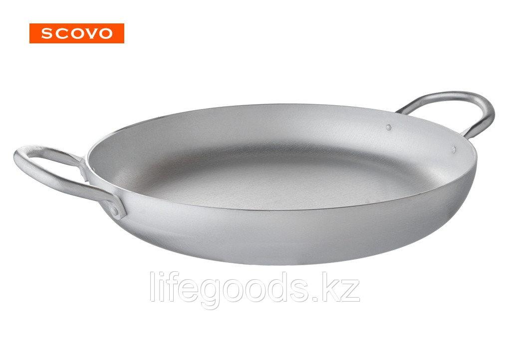 Жаровня алюминиевая,40 см, без крышки МШ-003
