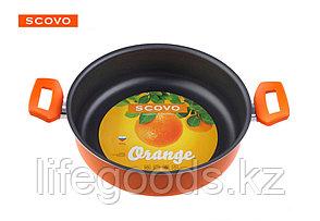 Жаровня Scovo Orange, 26 см, без крышки RT-042O, фото 2