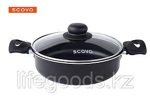 Жаровня Scovo Consul, 26 см, с крышкой RC-041, фото 2